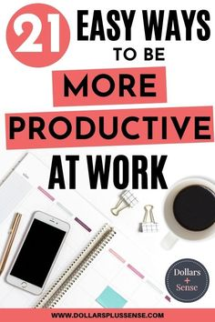 Do you ever finish your day feeling like you weren't able to accomplish everything on your To-Do List? I understand, being productive and managing your time can be very difficult.   In order to get more done without burning out, you need to work smarter -not harder. You need to structure your time more effectively and make a daily plan.  Not every day will be a perfect day. But if you follow some of the tips in this article, you will find yourself being more productive at work without burnout. Retirement Advice, Saving For Retirement, Early Retirement, Earn Money From Home, How To Make Money, Best Online Jobs, Seo Analysis, Goal Board, Multiple Streams Of Income