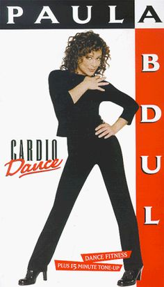Paula Abdul leads this exercise video dance-class style which combines a thorough cardio workout with her own funky style and edgy choreography. This total-body cardio workout also includes lower body toning and a dancer's stretch.