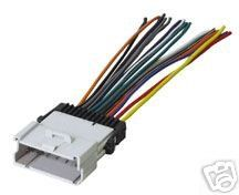 Stereo Wire Harness Pontiac Vibe 03 04 2004 2003 (car radio wiring installation parts) - http://www.carhits.com/stereo-wire-harness-pontiac-vibe-03-04-2004-2003-car-radio-wiring-installation-parts/