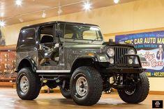 Cj Jeep, Jeep Cj7, 4x4, Monster Trucks, Orlando, Vehicles, Jeeps, Vintage Cars, Sweet