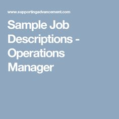 SecretaryJobDescriptionSample  Job Description Sample