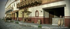 Reconstitution d'une rue de #Conimbriga, #Portugal @ArreteTonChar1 @ahencyclopedia  #histoire #antiquité