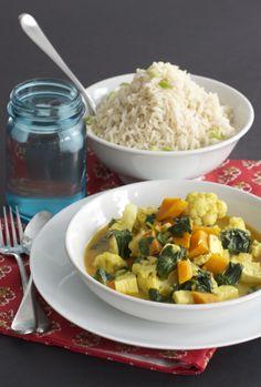 Simple Coconut Curry ~vegan~