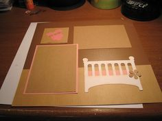 page 2 of baby girl layout - Scrapbook.com
