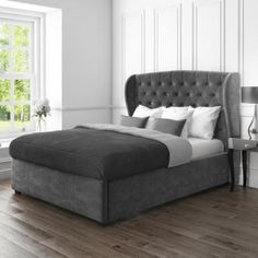 King Size Ottoman Bed | Furniture123