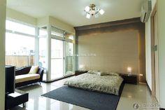 Simple modern home decoration bedroom design 2015