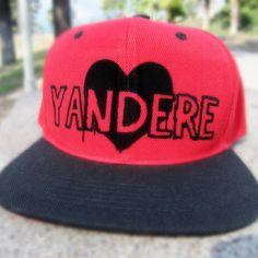Yandere Snapback Hat/Cap