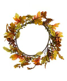 Look what I found on #zulily! Sumac Berry Wreath #zulilyfinds