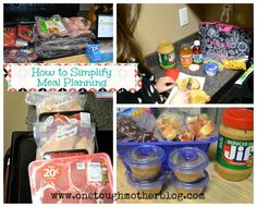 How to Simplify Meal Planning   Sweet Tea & Saving Grace