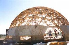 The Natural Spaces Domes Building System