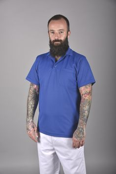 In 17 Farben erhältlich Cotton Club, Button Down Shirt, Men Casual, Polo, Mens Tops, Shirts, Fashion, Professional Wear, Colors