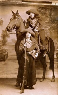 An entry from pretty begonia vaqueras Cowgirl And Horse, Cowboy And Cowgirl, Vintage Photographs, Vintage Images, Westerns, Old West Photos, Cowgirl Photo, Rodeo Queen, Into The West