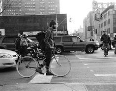 On the Road / City Biking Na cestě / Městská cyklistika