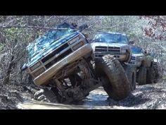 lifted mud trucks - Google Search
