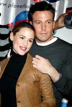 Ben Affleck and Jennifer Garner met as costars in the 2003 comic-book movie Daredevil. At the time, the actress was married to actor Scott Foley.