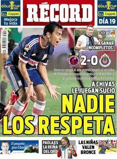 México - RÉCORD 25 julio del 2015
