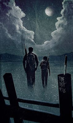 The last of us iphone was searching for a new wallpaper and found this beauty thelastofus Lego Batman, Superman, Joel And Ellie, The Last Of Us, Mundo Dos Games, Video X, Fan Art, New Wallpaper, Video Game Art