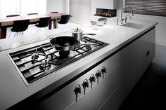 Zowel koken op inductie als koken op gas is populair in Nederland. Siemens introduceert regelmatig innovaties op beide gebieden. culimaat.nl
