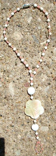 Design 17 w/ Genuine Mother Of pearl Shells