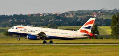 British Airways  Airbus A320-232 G-EUYB