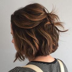 Hair Spray - Caramel Balayage For Brown Bob