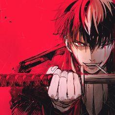 Hijikata Toushirou- The demon vice-chief of the Shinsengumi
