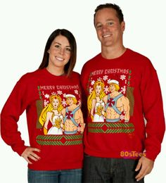 The best Christmas sweater ever!