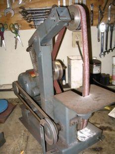 1x30 belt grinder belts