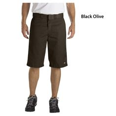 Dickies Mens Multi Pocket Work Shorts - Relaxed Fit -