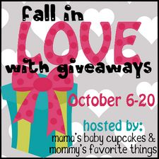 Enter by midnight! Fall in Love with Giveaways