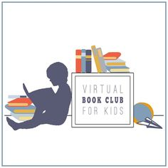 Virtual Book Club for Kids online community of parents, bloggers, caregivers, and educators that explores fabulous authors and new books each month all year long!