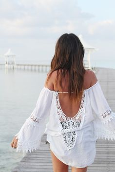 Boho bohemian hippy hippie gypsy shirt. For more follow www.pinterest.com/ninayay and stay positively #pinspired #pinspire @ninayay