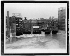 Main Street Bridge, over the Genesse River, Rochester, New York