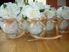 Image detail for -jpg centerpieces tags 2008 50th wedding anniversary centerpiece 50th ...