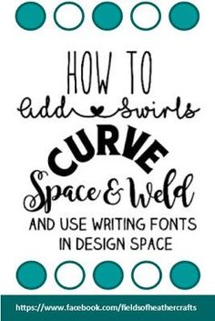 Fields Of Heather: Using Text In Design Space #cricut #fonts #designspace Cricut Air 2, Cricut Help, Cricut Vinyl, Cricut Craft, Silhouette Cameo Tutorials, Silhouette Projects, Silhouette Design, Cricut Fonts, Svg Files For Cricut