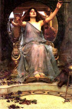 Circe, John William Waterhouse