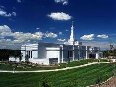 Palmyra New York Mormon Temple