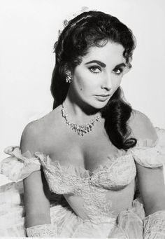 Elizabeth Taylor as Honeysuckle, Rudyard's actress love interest