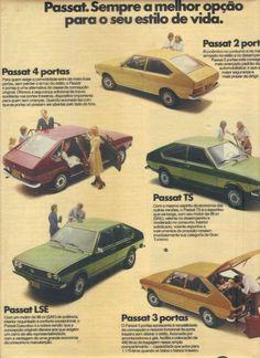 propaganda carro antigo passat Audi, Porsche, Old Advertisements, Car Advertising, Vw Passat, Old Scool, Vw Gol, Dodge Charger Rt, 70s Cars