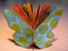 Flotsam book, butterfly books, Hand book