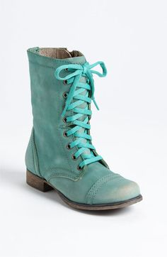 Steve Madden 'Troopa' Boot | Nordstrom....omggg I would put these with different laces but other than that, they're perfect!