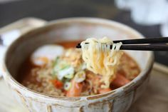 Eating grocery store ramen noodles is seriously dangerous, Baylor researchers have determined. Here's how to make a healthier homemade version. Soup Recipes, Snack Recipes, Cooking Recipes, Healthy Recipes, Vegetarian Recipes, Chicken Recipes, Asian Recipes, Ethnic Recipes, Quick Meals
