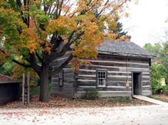 Black Creek Pioneer Village heritage park, near Toronto, Ontario