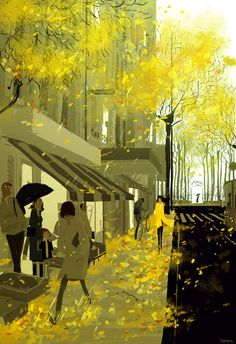 Drizzling.Its raining here today - Pascal Campion