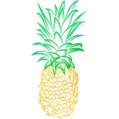 pineapple art tumblr - Google Search