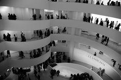 Chaos & Classicism. Guggenheim NY. 2012 #viaurbana