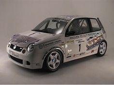 Volkswagen Lupo race car (1.8T)