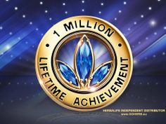 Herbalife 1 MILLION LIFETIME ACHIEVEMENT PIN- YOU CAN DO IT! Decide, commit and get into action! Let's start working as a T.E.A.M.= Together Everyone Achieves More! All Herbalife products and nutritional/ beauty/success advice available from: SABRINA INDEPENDENT HERBALIFE DISTRIBUTOR SINCE 1994 http://www.verywellness.com Call USA: +12143290702 Italia: +39- 3462452282 Deutschland: +49- 52337093696