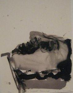 MARLENE DUMAS -  Fog of War, 2006,  Digital color prints on wove paper