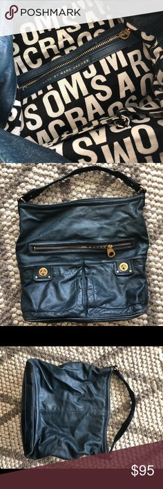 Marc by Marc Jacobs handbag Used, super soft leather handbag Marc By Marc Jacobs Bags Shoulder Bags